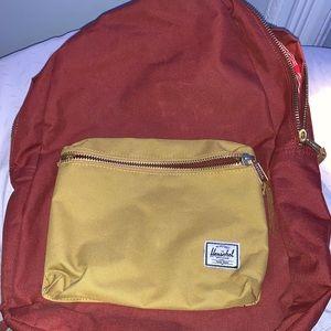 New Herschel Book Bag!